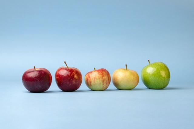 Handla äpplen här!