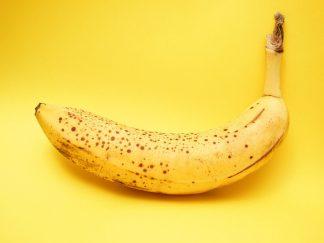 Fläckiga bananer