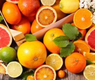 Citrusfrukter
